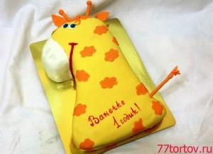 Торт Жирафик