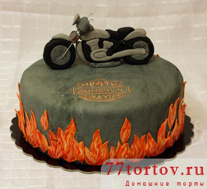 торт с днем рождения мужчине фото