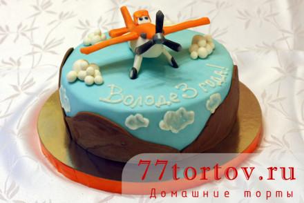 Торт Дасти