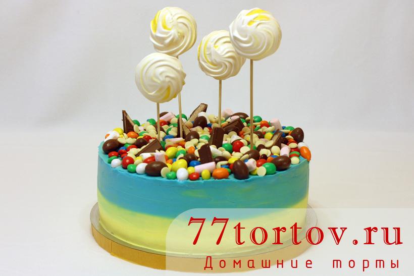 Торт для мальчика Тимофея